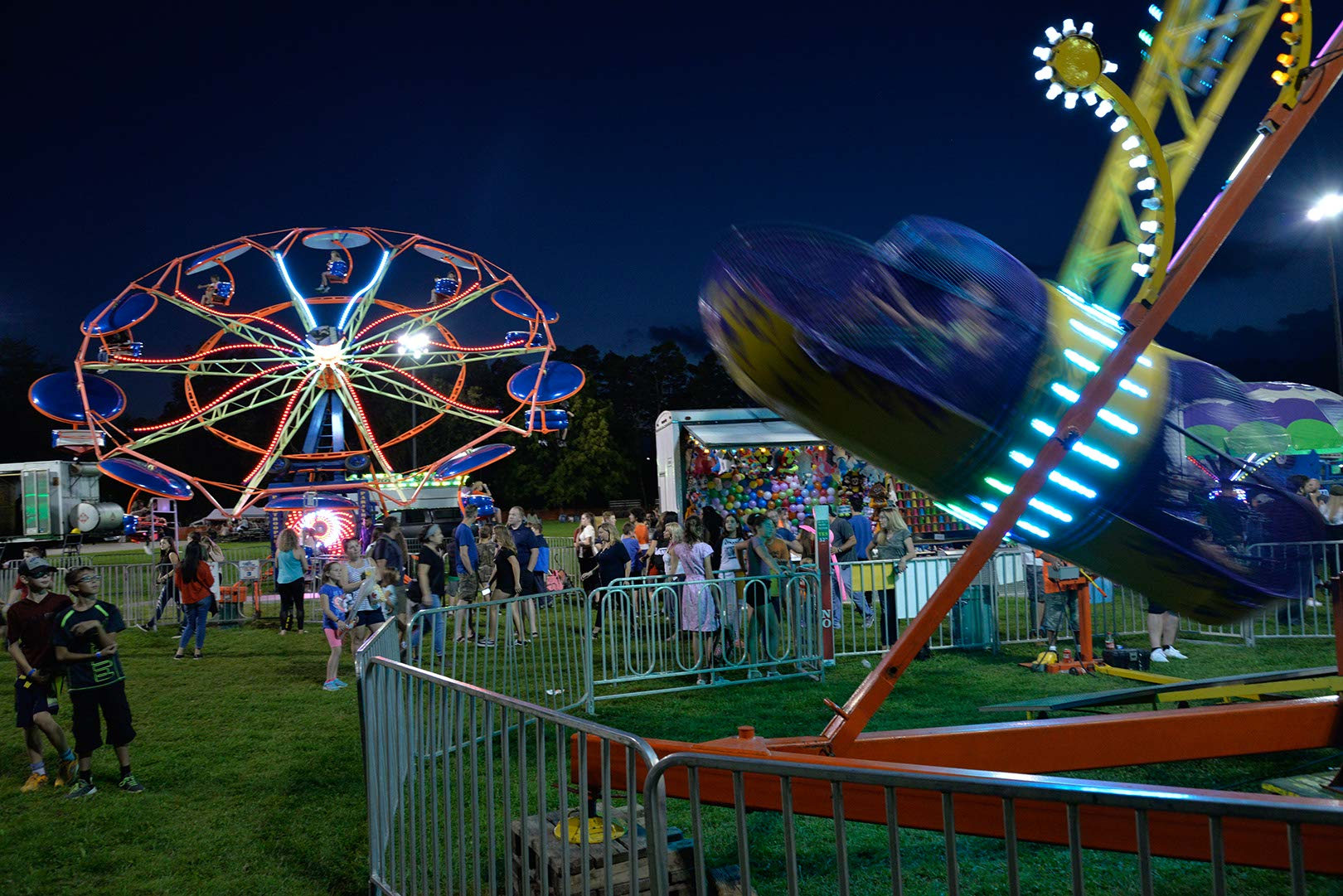 Magical Midways at Beeton Fair