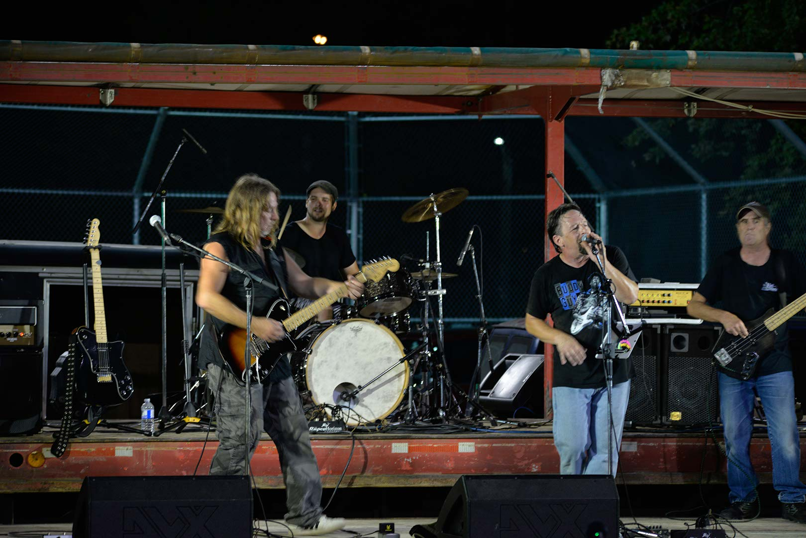 Beer Garden Performers - live music at Beeton Fair
