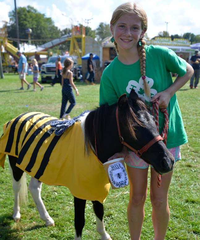 History of Beeton Fair longtime connection to agriculture and 4-H