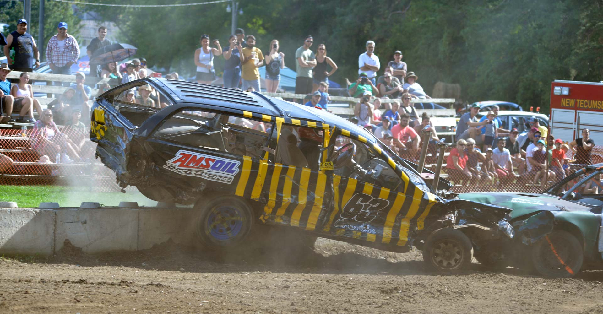 Beeton Fair Demolition Derby