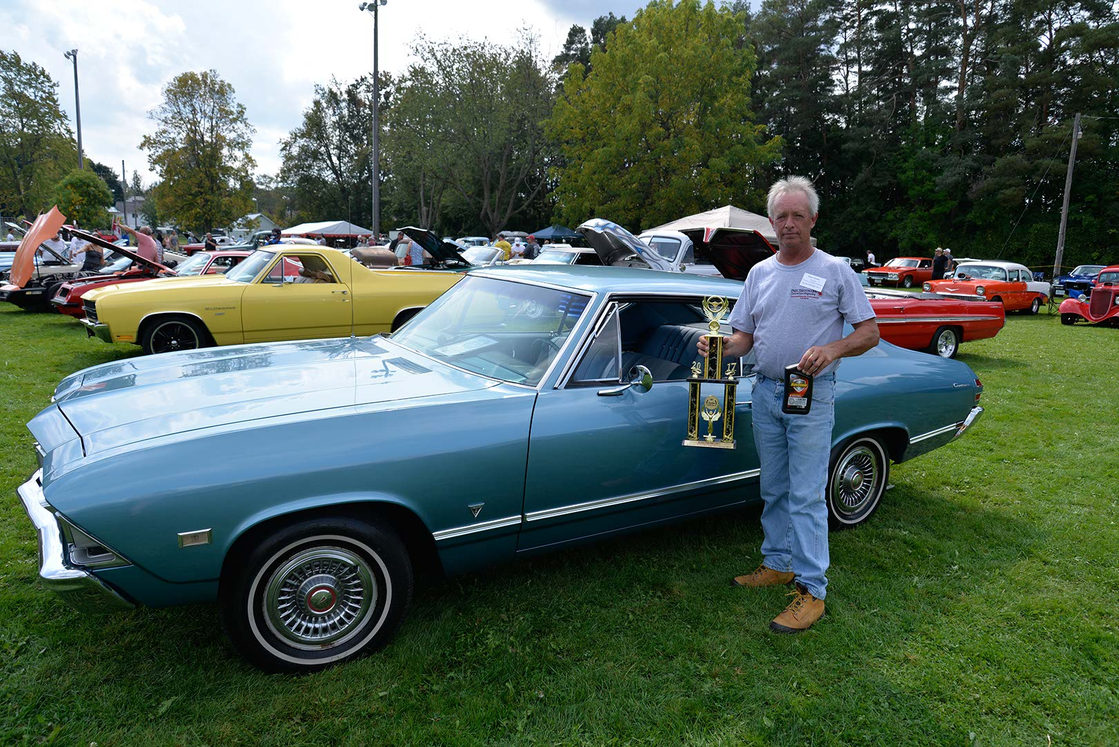 Classic Car, Truck, Antique Tractor and Motorcycle Show at Beeton Fair